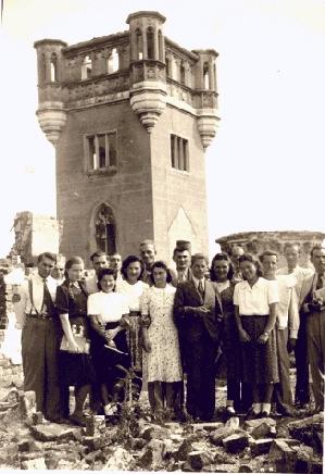 Csáktornya, Festetics-kastély